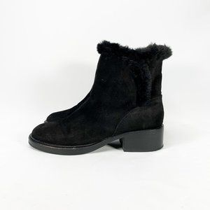SIGERSON MORRISON Women's Hatty Faux Fur Booties